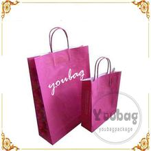 china suppliers grape wine packaging paper bag