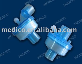 Disposable anesthesia air filter