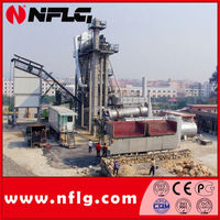 Asphalt manufacturers from China supply plants with high quality