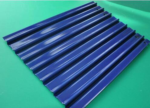 Stainless Steel Corrugated Roofing Sheet for Decoration