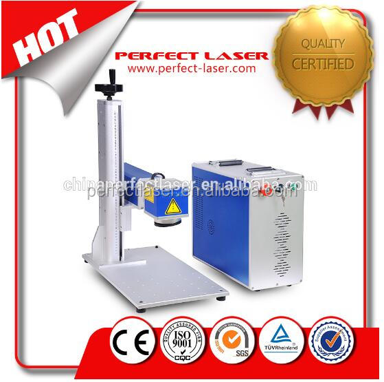 IPG Raycus 20W Fiber Laser Marking for metal/plastic/stainless steel/jewelry engraver machine
