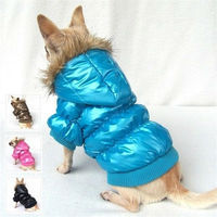 Hot sale high quality quilted dog winter coat