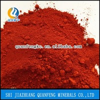 QF Iron Oxide Red Pigment for Colored Asphalt best price and quality