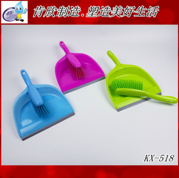 New design plastic sweep brush/plastic cleaning brush KX-518