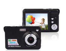 cheap popular 18MP digital camera with 2.7 inch lcd screen 8x digial zoom