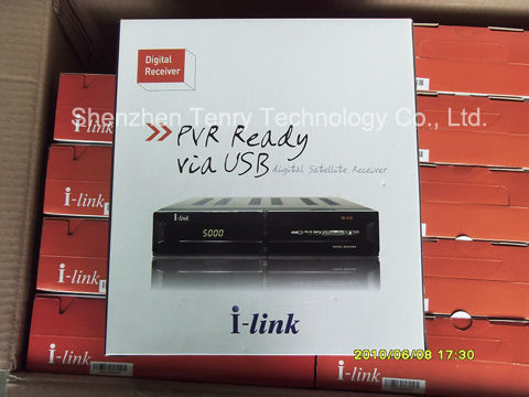 ILINK IR210 PLUS Digital Satellite Receptor with HDMI