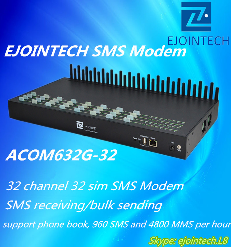 2015 hot sale sms gateway provider, 32 port gsm sms gateway, bulk sms sending and receiving