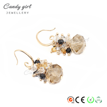 Candygirl brand fashion gold earring wholesale women earring jewelry