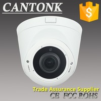 Onvif Outdoor Housing SONY Starvis H.265 1080P@30fps HDR 2.8-12mm Night Vision IP66 Dome IP Camera