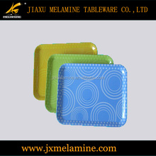 "13"" ,15.5'', 17'' melamine ware rectangular tray"