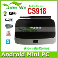 (Q7) Android TV Box CS918 TV Box RK3188 Quad Core Youtube Youporn IPTV Free Arab Sex Movies Watching in Roofull