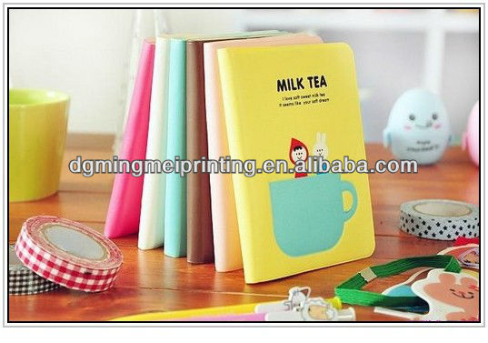 PU leather pocket agenda,mini agenda book