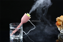 Factory Portable USB Mini Magic Wand Humidifier Mist Air diffuser Purifier Atomizer