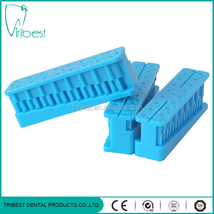 Root canal file test board