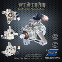 OEM Power Steering Pump Applied For HONDA ACCORD 2.4L 06~07 CM4 / CM5 56110-RAA-A03