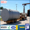 Epoxy anticorrosive spray coating for oil tank