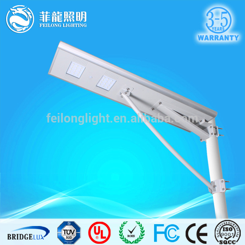 integrated solar led street light 20w IP65