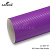 3D Carbon Fiber Purple