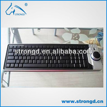 high quality custom cnc rapid prototyping computer keyboard model