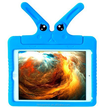 Child shockproof EVA tablet case for ipad air 2, for ipad air 2 case eva foam material with cute eyes
