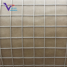 Mesh uniform 3/4 inch galvanized welded wire mesh