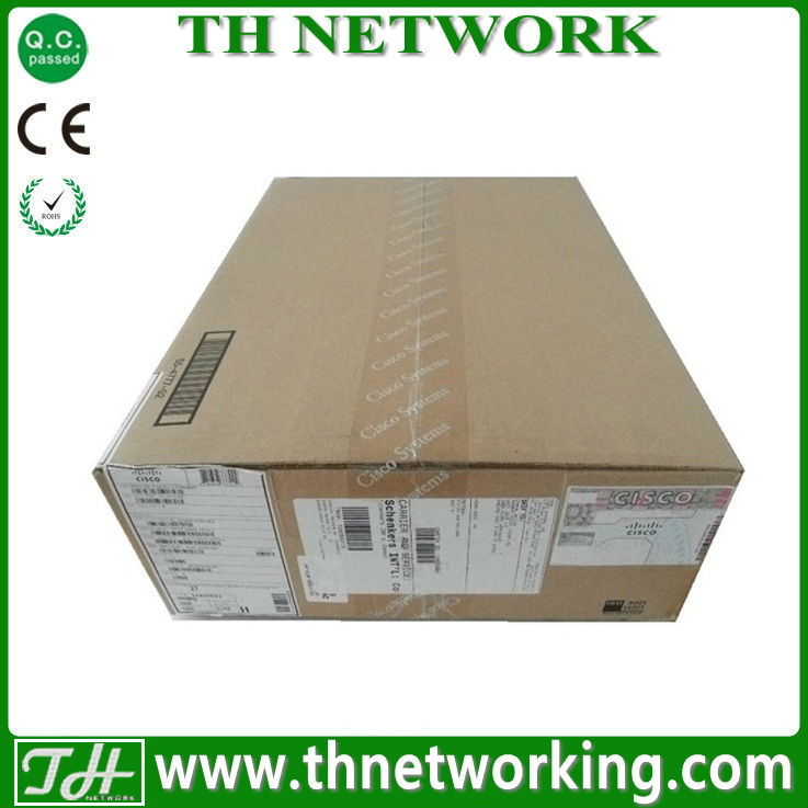 Genuine Cisco 3900 Router EHWIC-4ESG-P Four port 10/100/1000 Ethernet switch interface card w/PoE