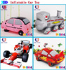 promotion advertising inflatable car model