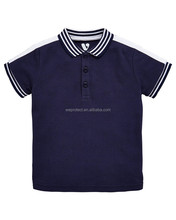 OEM design good quality baby boy polo shirts uk from China famous supplier