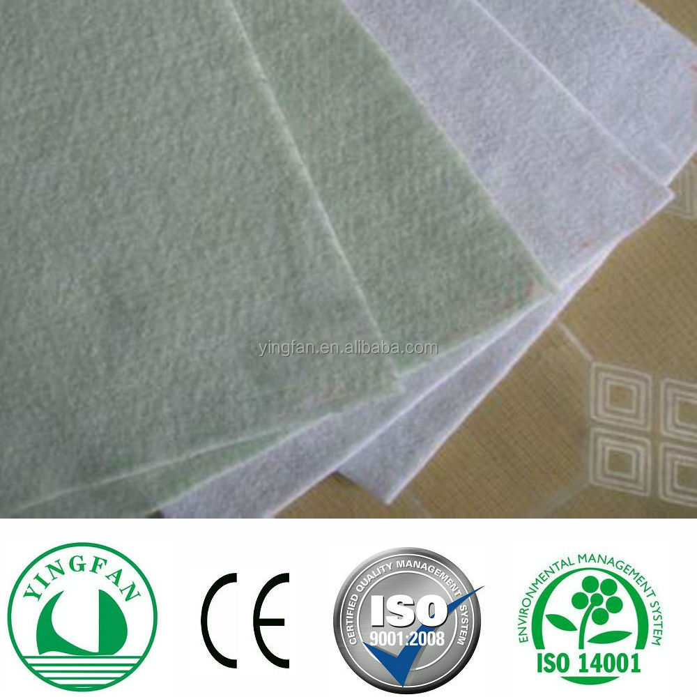 Road Base Material/Highway Geotextile Fabric
