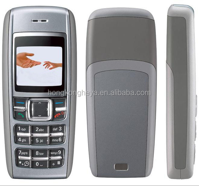 Original New Classic Basic Bar Cheap Mobile Phones NK-1600 Unlocked
