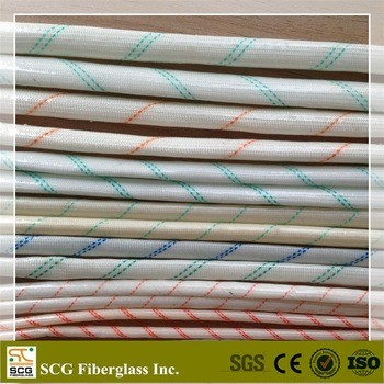 Fiberglass sleeves ; fiberglass insulation for electric wires