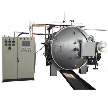 Silicon carbide pressureless sintering furnace vacuum furnace VNPS225