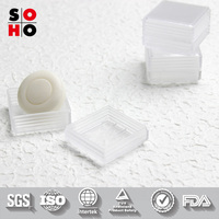 Luxury Travelling Soap Plastic Packaging Box
