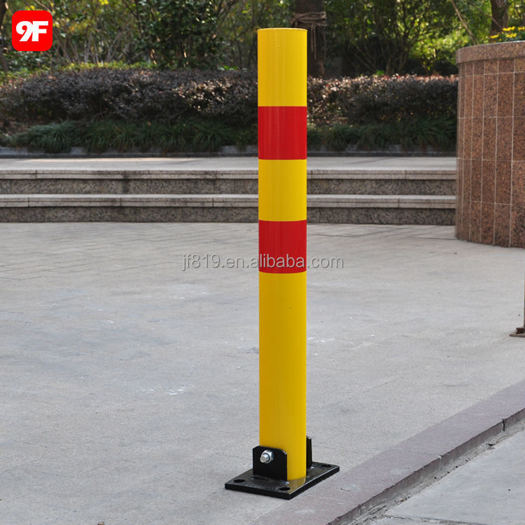 Fold Down Vehicle Security Car Parking Lock Parking Safety