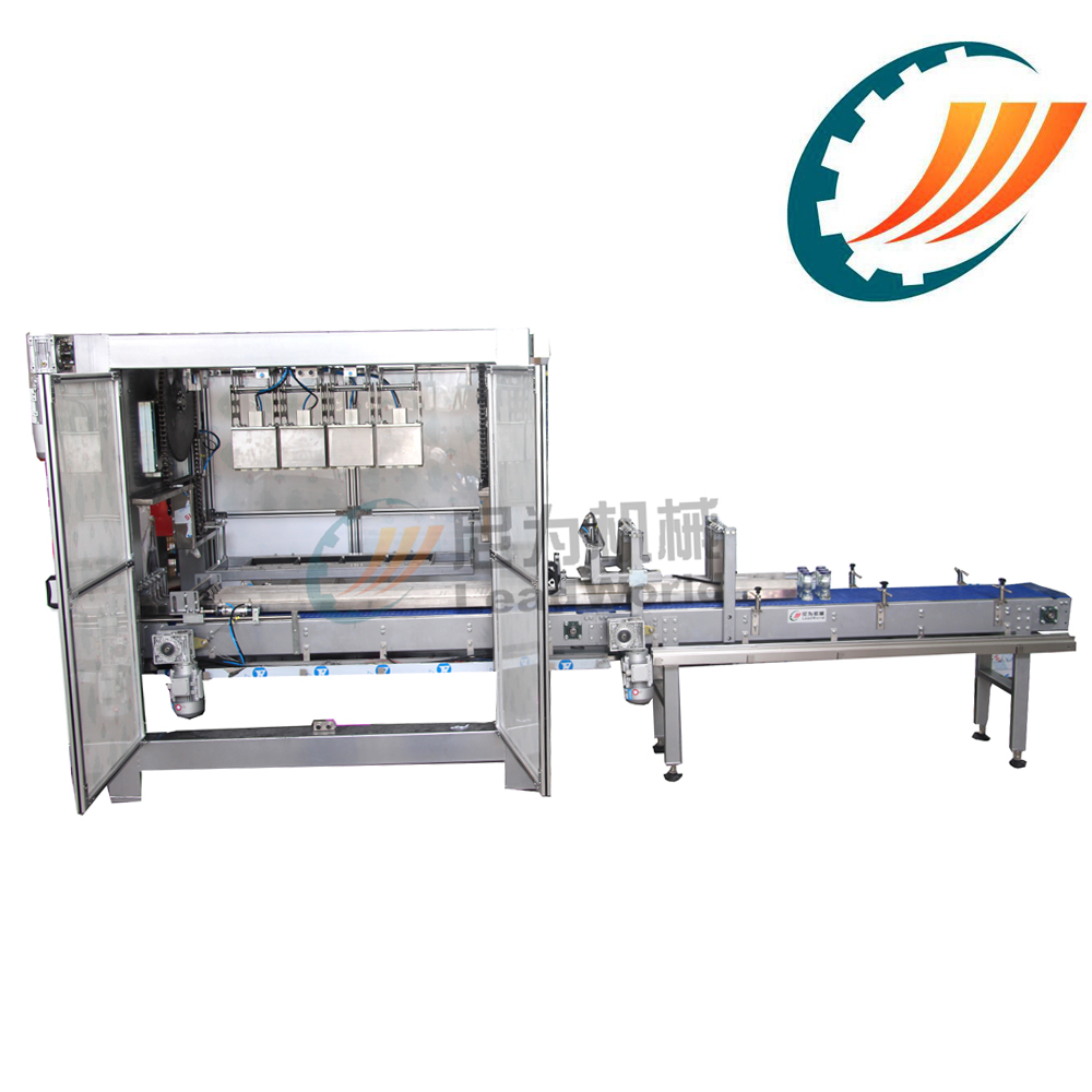 Drop Down Type Case Packer For Sale