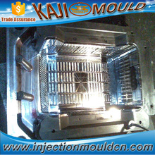 household laundry basket injection mold
