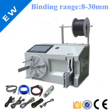 Automatic cable wire coil winding machine EW-20A