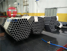 Heat Exchanger / Condenser ASTM A179 Cold Drawn Seamless Carbon Steel Tubes