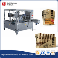 Automatic Dry Fruit&Vegetable Filling and Sealing Machine
