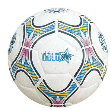 deflated football / soccer balls Machine Sewing Football / Soccer Ball promotional footballs