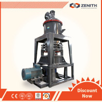 High efficiency ultrafine grinding mill price with large capacity