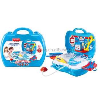 hot toy kitchen medical carrying suitcase kit toy