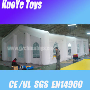 inflatable lawn tent party tent inflatable building