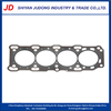 Factory direct supply engine head cylinder gasket for Dongfeng truck CA498