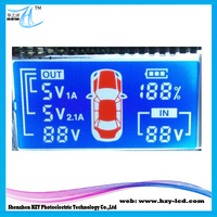 European Purchasing LCD LCM Modules Intallation Product LCD Display STN