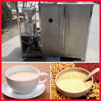 Factory using soybean milk processor