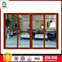 Affordable Price New Pattern Standard Sliding Glass Door Size