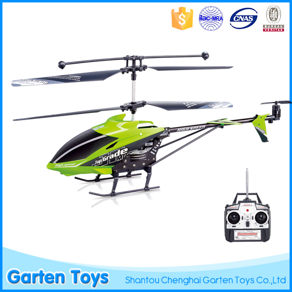 Wireless 3.5 CH alloy electric micro long range rc helicopter