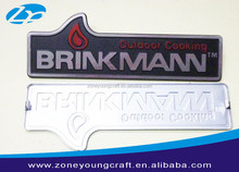 2016 Engraving cheap brand nameplate
