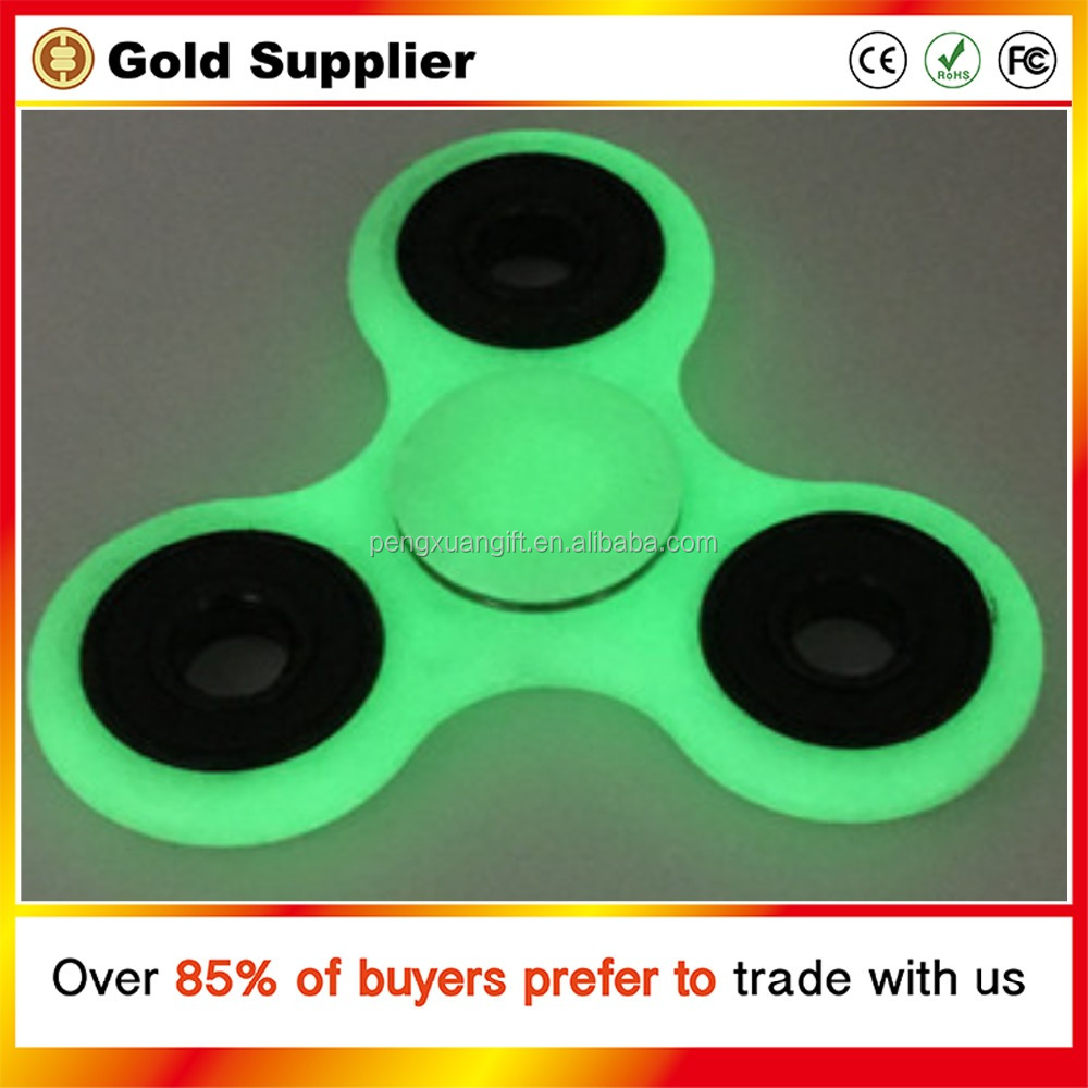 New Creative Fidget Hand Spinner Desk Anti Stress Finger Spin Spinning Top EDC Sensory Toy Cube Gift for Children Kid